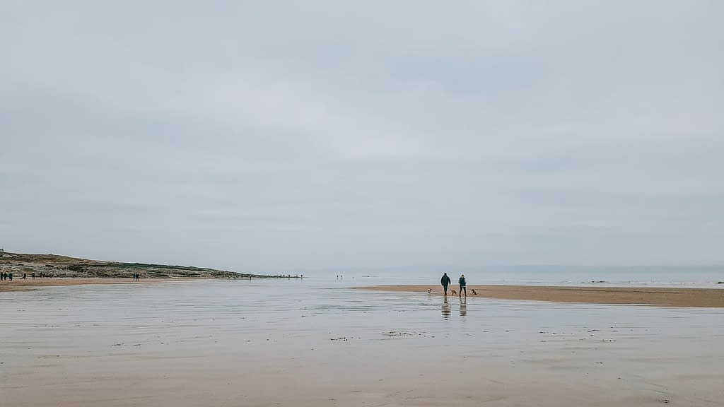 Ogmore by Sea | 5 Beaches to visit during national marine week | Pigments by Liv