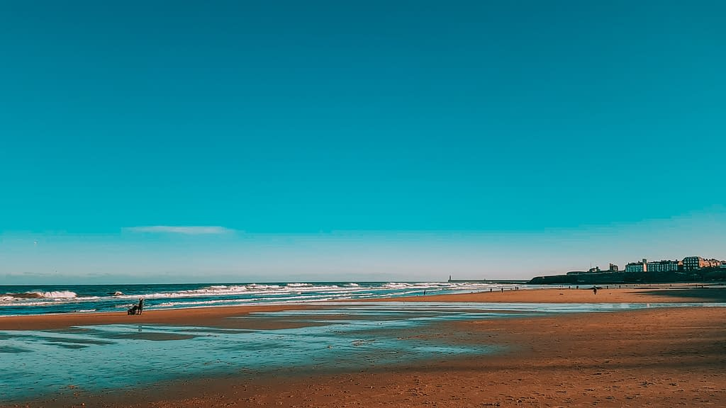 Tynemouth | 5 Beaches to visit during national marine week | Pigments by Liv