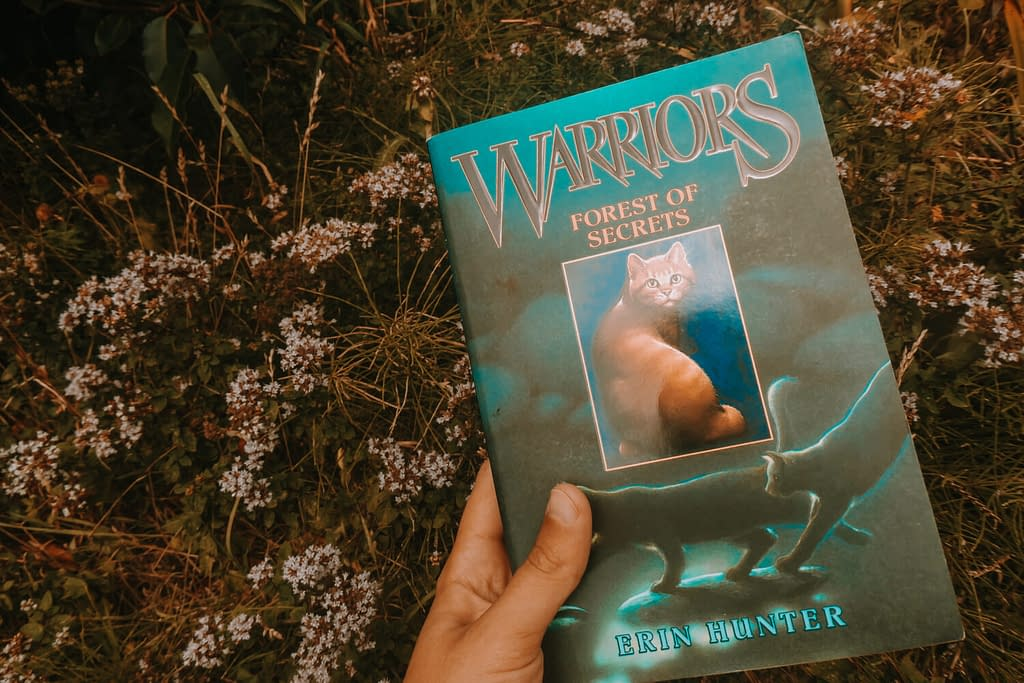 Warriors | Summer Reading: 4 Books for Cat Lovers | Pigments by Liv