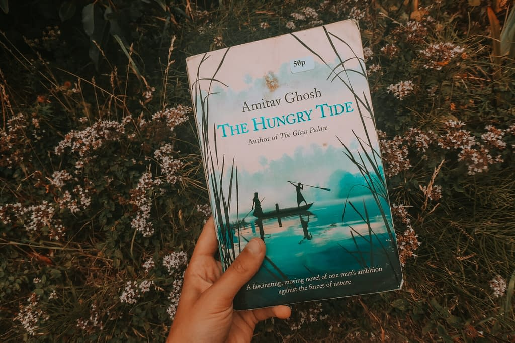 The Hungry Tide | Summer Reading: 4 Books for Cat Lovers | Pigments by Liv