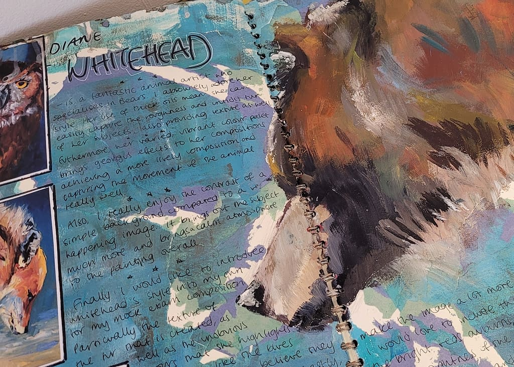 Diane Whitehead | How to paint owls | Pigments by Liv