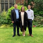 Graduation with Family | Olivia Howlett Founder of Pigments by Liv