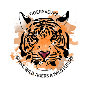 Tigers4Ever | Charity Partner for Tiger Clothing and Tote Bags | Pigments by Liv