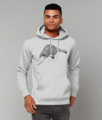 Pangolin Hoodie | Pigments by Liv