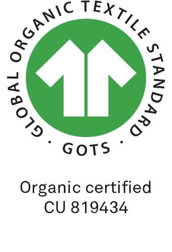 Organic Certification | Pigments by Liv