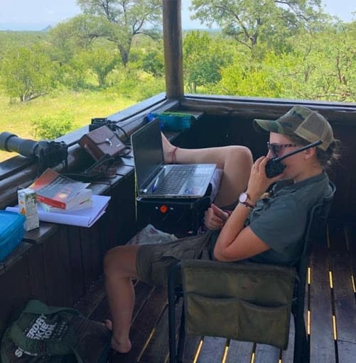 Chats with Conservationists: Izzy Ridgen, a career in conservation | Pigments by Liv