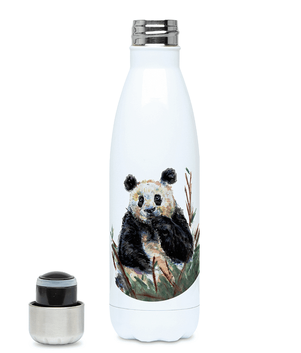 Panda Bottle   Pigments by Liv