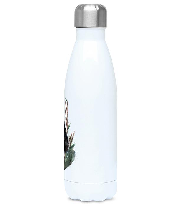 Reusable Panda Water Bottle   Pigments by Liv