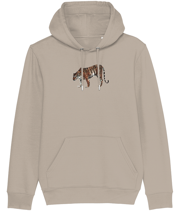 Desert Dust Limited Edition Tiger Hoodie | Pigments by Liv