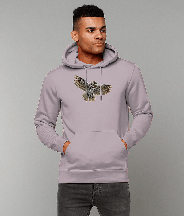 Owl Hoodie | Pigments by Liv
