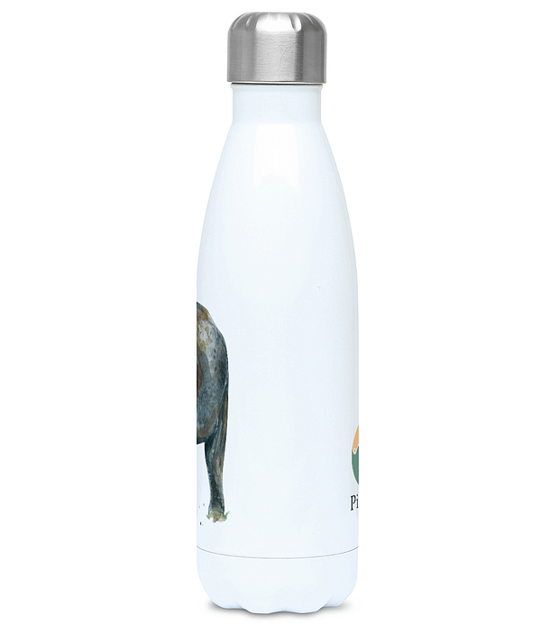 Asian Elephant Bottle   Pigments by Liv