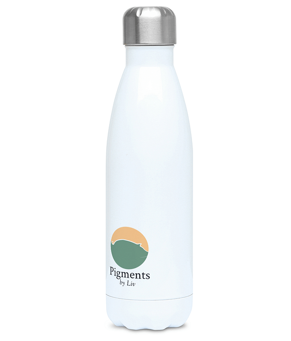 Reusable Bluefin Tuna Bottle   Pigments by Liv