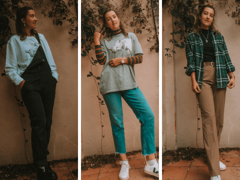 Autumn outfit ideas | Sustainable Fashion | Pigments by Liv