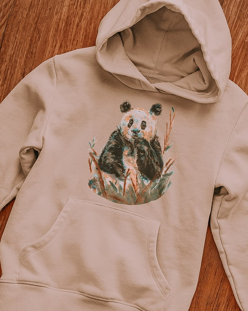 Nature inspired hoodies | Pigments by Liv