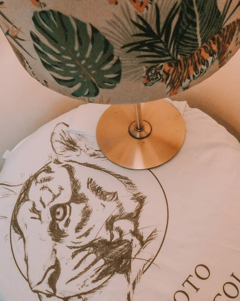 Lamps | Animal Bedroom Ideas for your Home | Pigments by Liv
