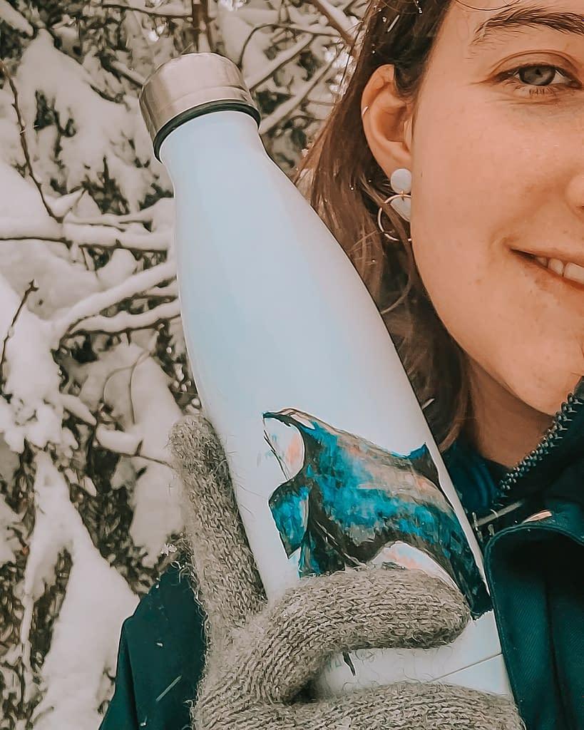 Reusable Water Bottles | Orca Bottles | Pigments by Liv