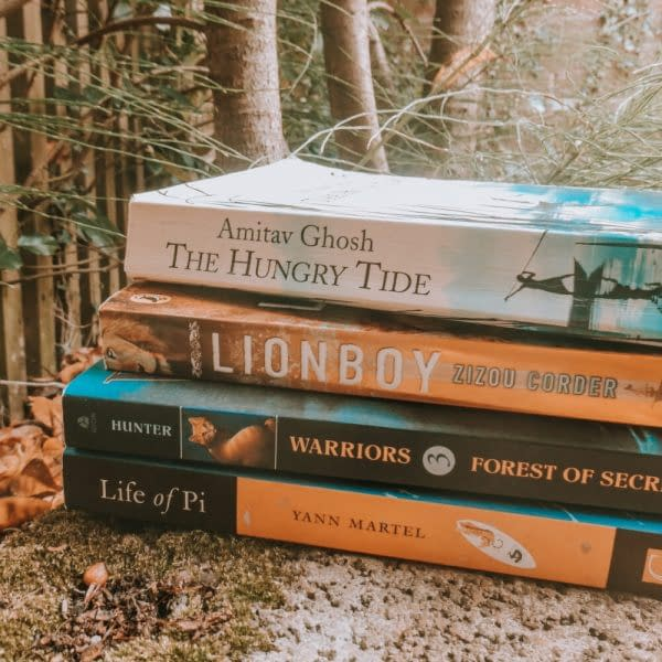 Summer Reading: 4 Books for Cat Lovers | Pigments by Liv