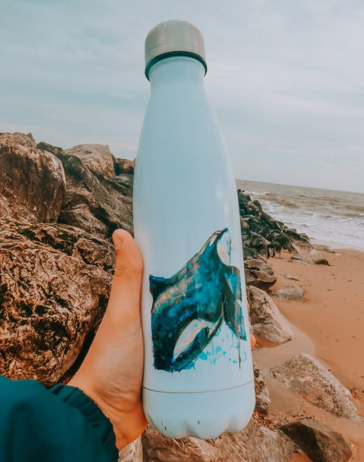Reusable Bottles   Sustainable Stocking Fillers by Small Businesses   Pigments by Liv
