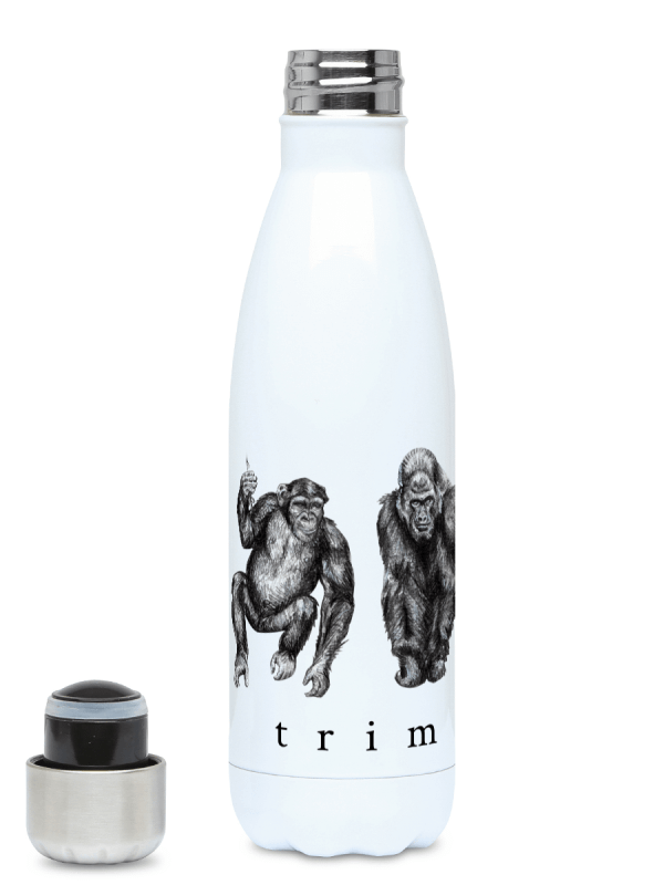Reusable Primate Bottle | Pigments by Liv
